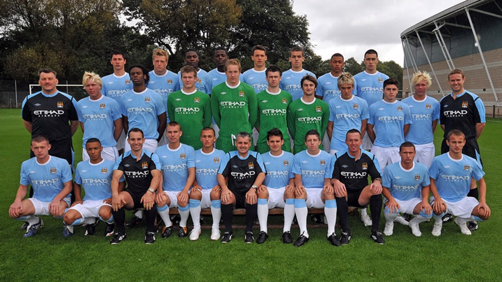 2009 Academy team shot