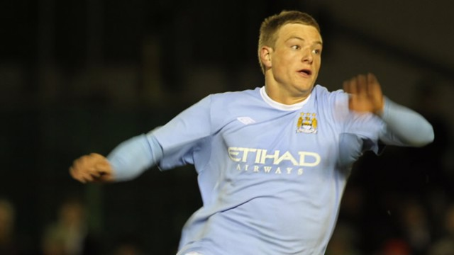 John Guidetti in action for reserves
