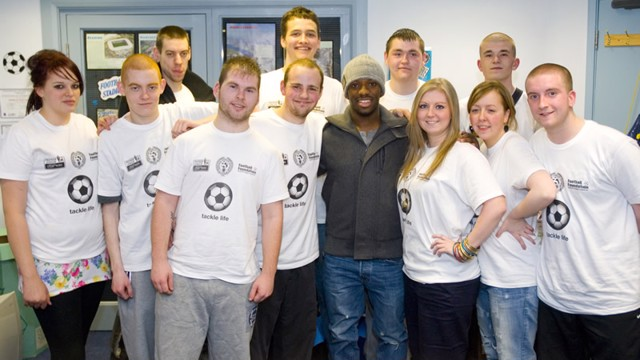 Princes Trust with SWP at Academy
