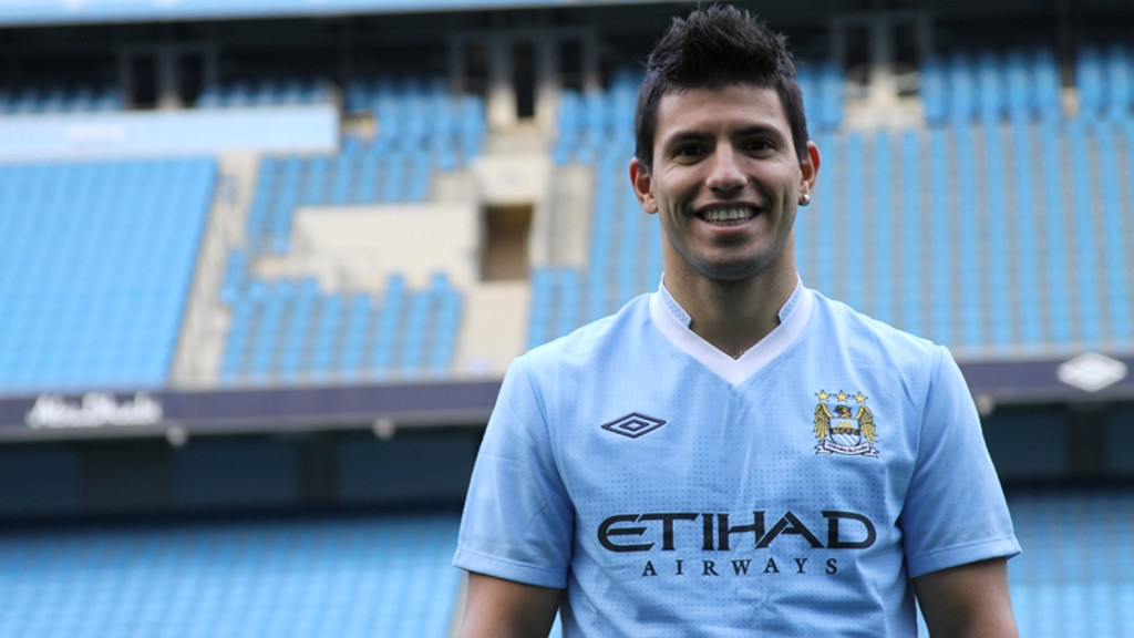 Sergio Aguero: Exclusive interview part I