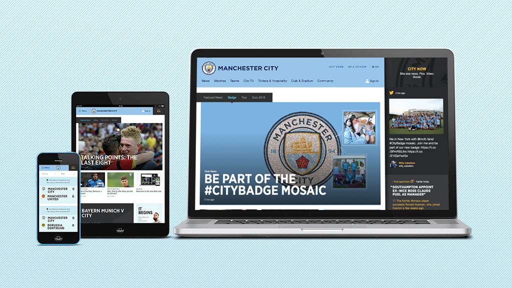 The New City Website