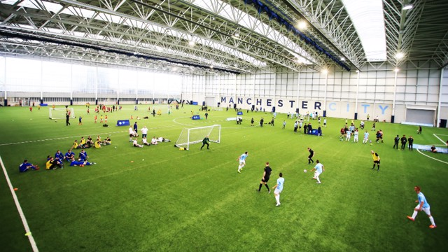 Cityzens Weekend Supporters Club Tournament