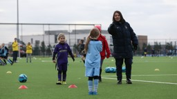 SUMMER FUN: City in the Community are hosting free girls soccer schools.