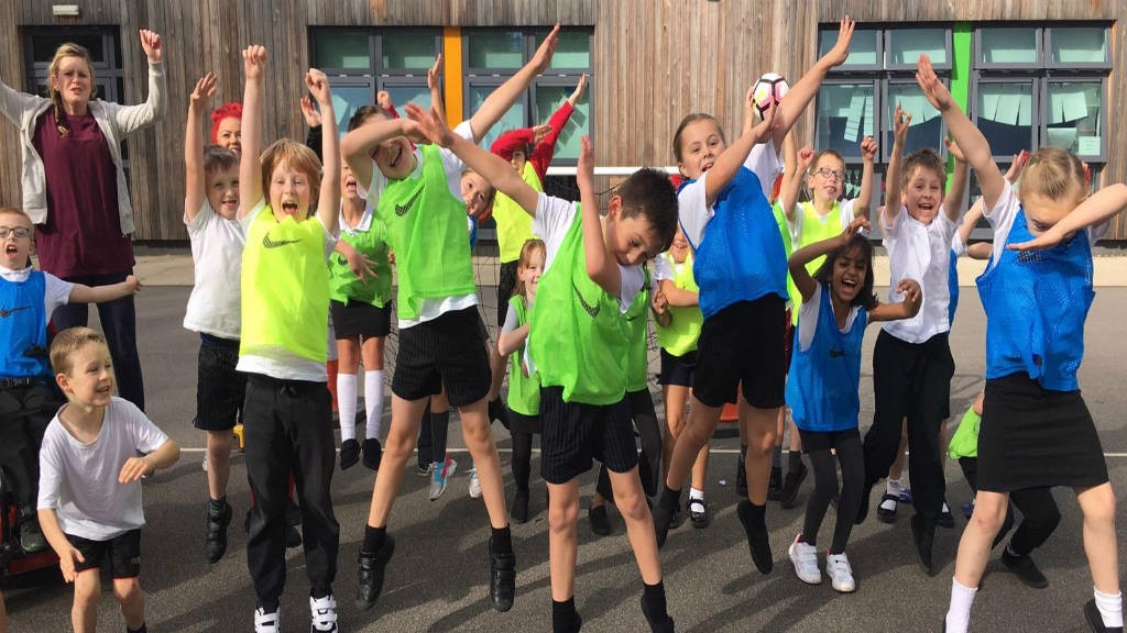 EXPANSION: City in the Community has increased its school sport provision.