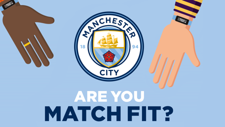 Are you match fit?