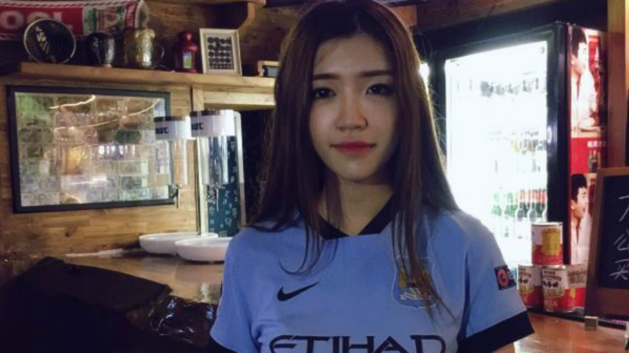DORA LEE (China): Dora will be watching the game at a pub in Dalian, kick-off 7.30pm local time. Even without favourite player Kun Aguero, Dora predicts a 3-1 win for City.