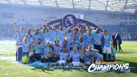 City are champions: LIVE REACTION