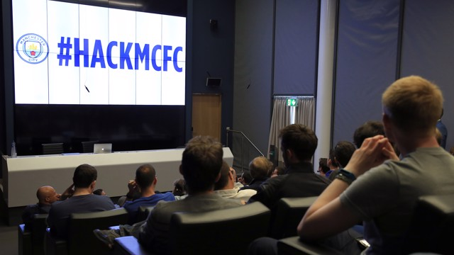 #HACKMCFC: It's demonstration time!