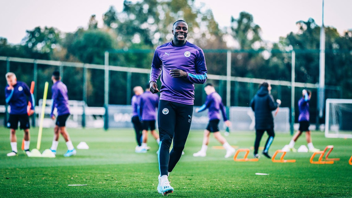 Mendy back as players return to training