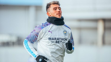 Aymeric Laporte returns to face Sheffield United