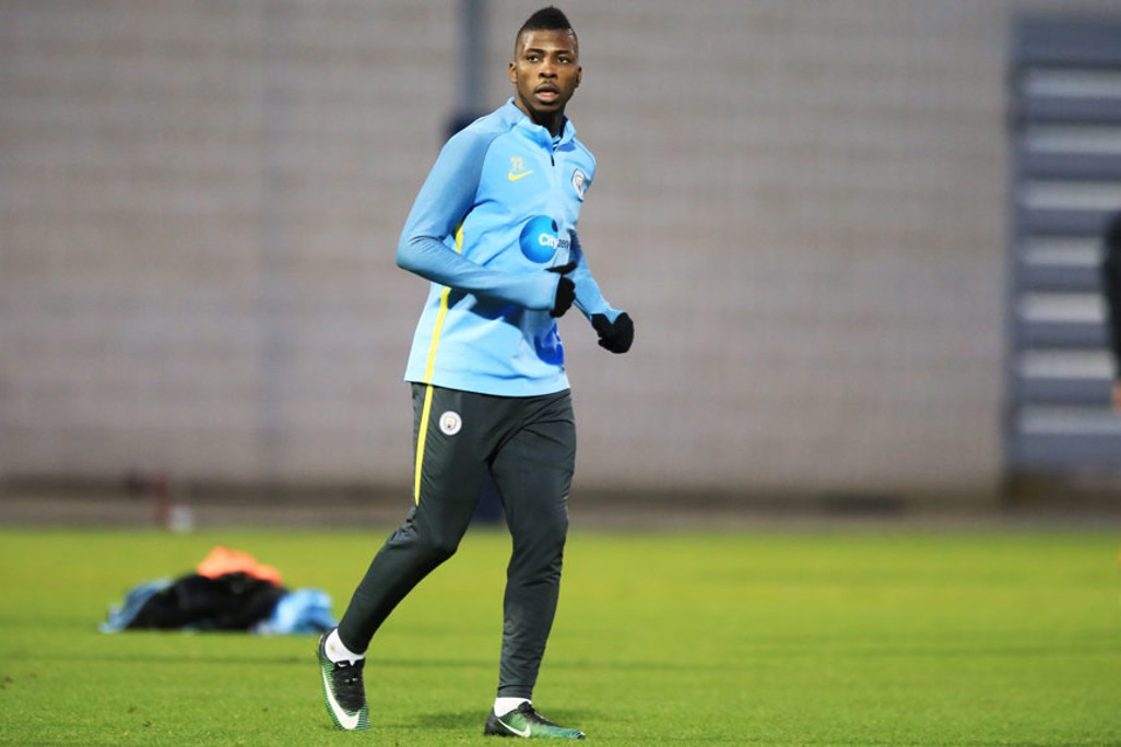 OPPORTUNITY: Kelechi Iheanacho will be looking to continue his impressive scoring form