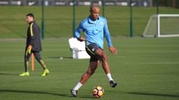 NO INJURY: Belgium confirm Kompany withdrew as a precaution