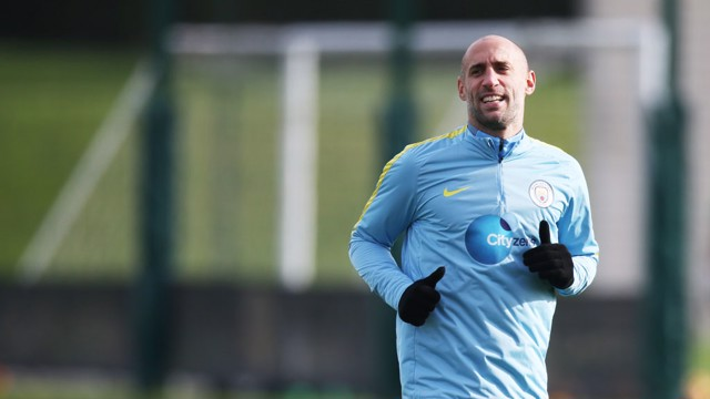 WARRIOR: Great performance from Zaba last night.