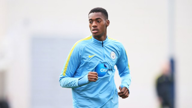 BRIGHT FUTURE: Tosin Adarabioyo