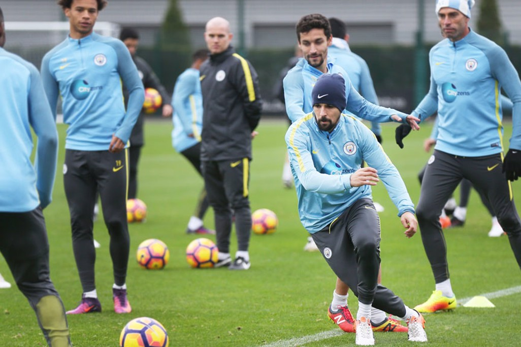 ACTION: Nolito in action