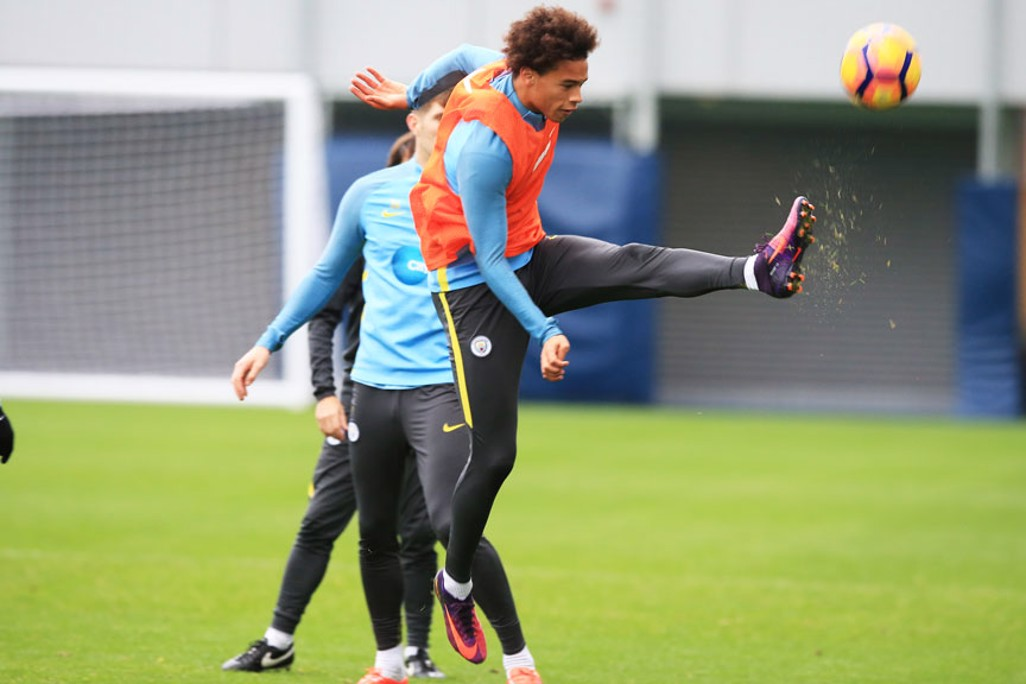 AGILITY: Will Leroy Sane start against West Brom?
