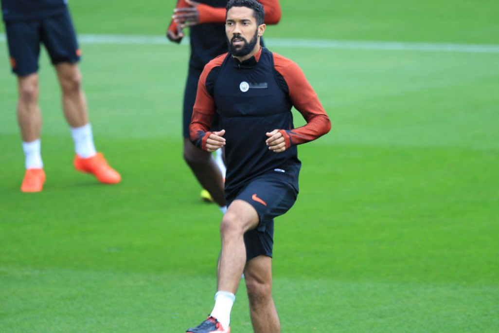 BEST FOOT FORWARD: Gael Clichy