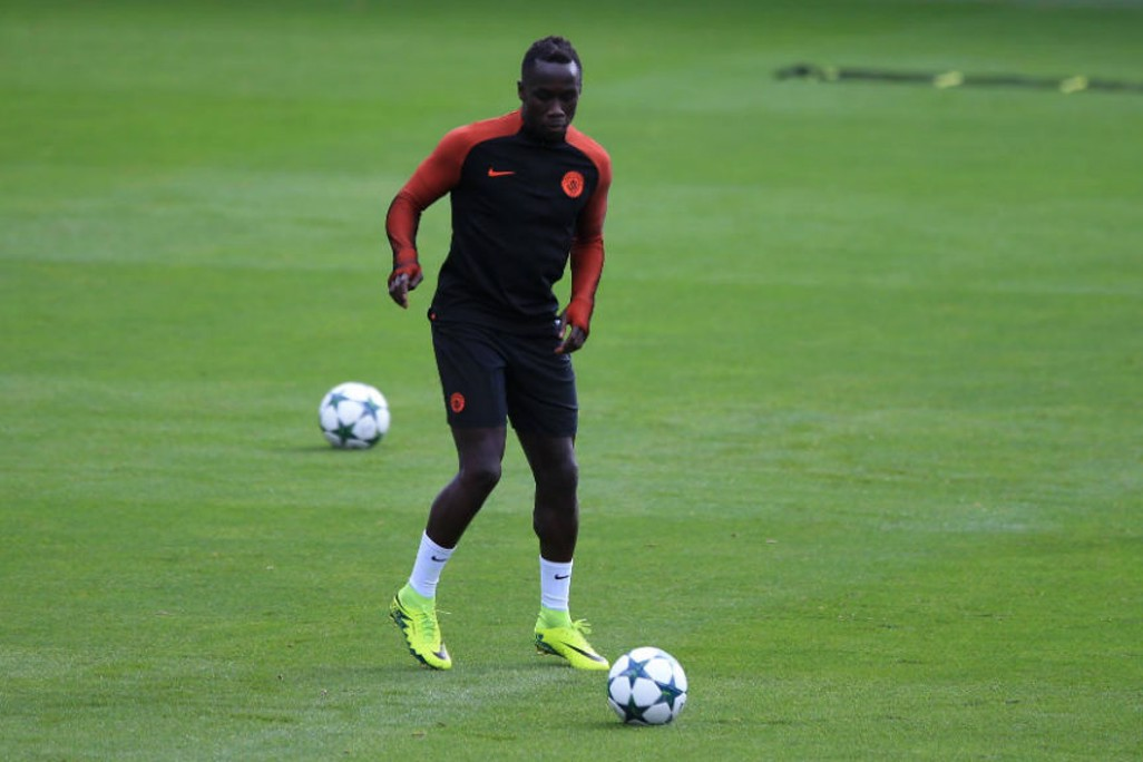FOCUS: Bacary Sagna tunes up
