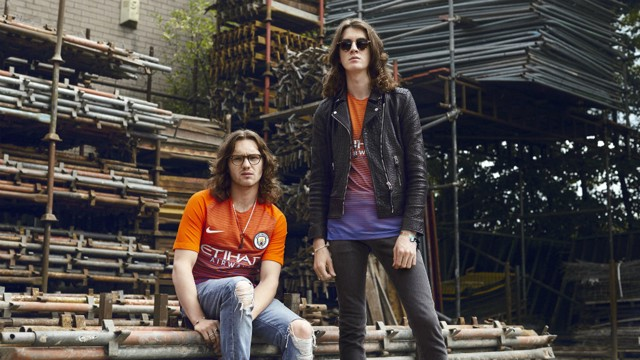 Before their number one debut album, Tom Ogden and Joe Donovan from Blossoms were Etihad season ticket holders and supporting The Stone Roses at the home of the Blues is something they'll never forget.