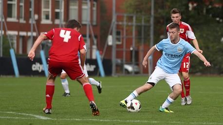 City U18 6-0 Bristol City