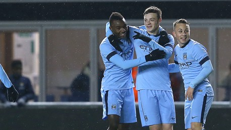 Top Ten: City under-18 goals of 2014/15