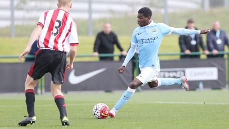 City u18s v Stoke: Match highlights