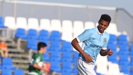 City U18s v Newcastle: Highlights