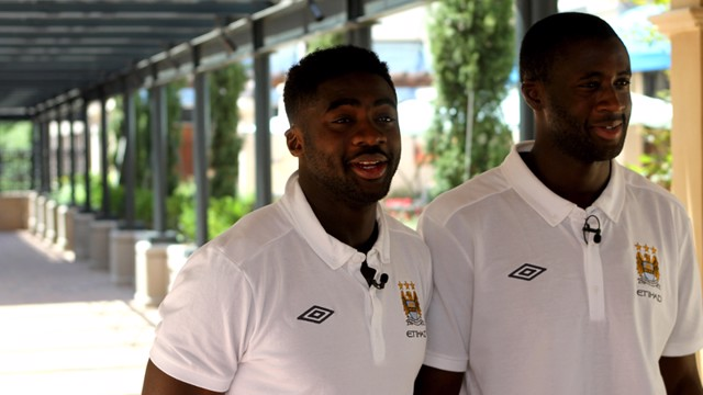 Toure brothers