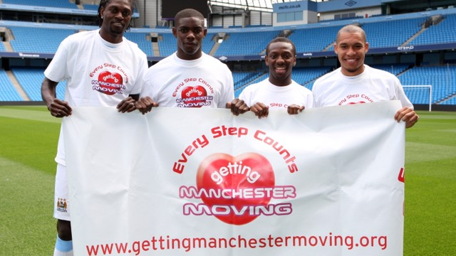 Getting Manchester Moving