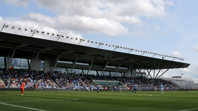 CHOSEN: The Academy Stadium - home of Manchester City Women