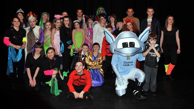 March 2009 panto