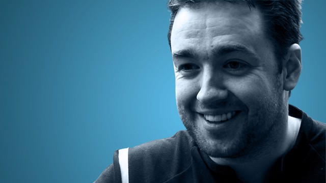 Jason Manford Big 5 blue