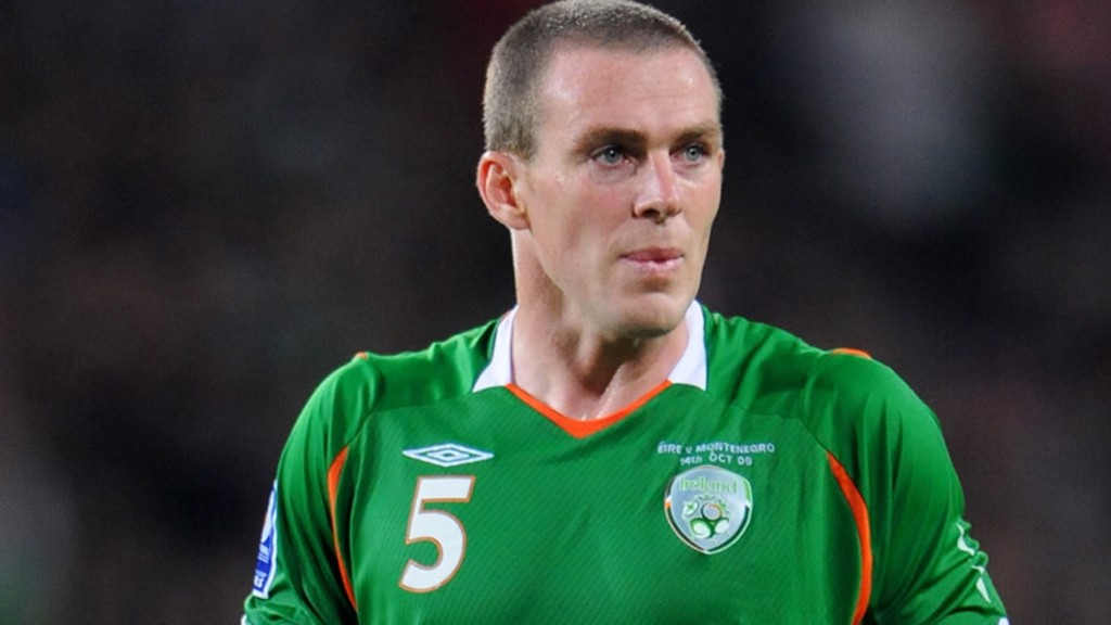 City legend Richard Dunne - voted Player of the Year four times during a decade of solid service with the Blues