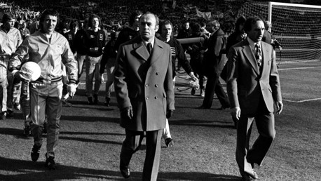 Ron Saunders: 1932-2019