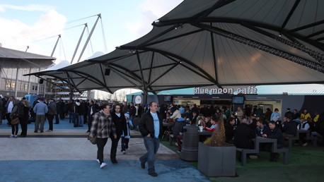 Lots on offer in BT City Square pre-Spurs clash