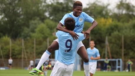 City u18s v Leicester