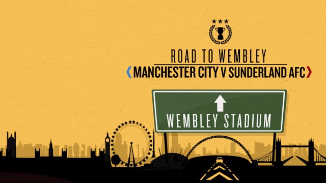 road to wembley