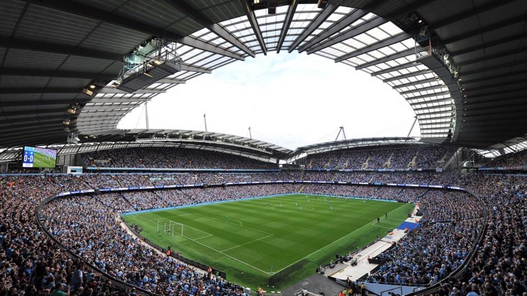 City Of Manchester Stadium: Visiting The Etihad Stadium