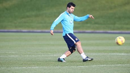 Aguero and Dzeko boost for City