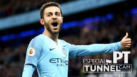 Túnel | Man City 3-1 Bournemouth