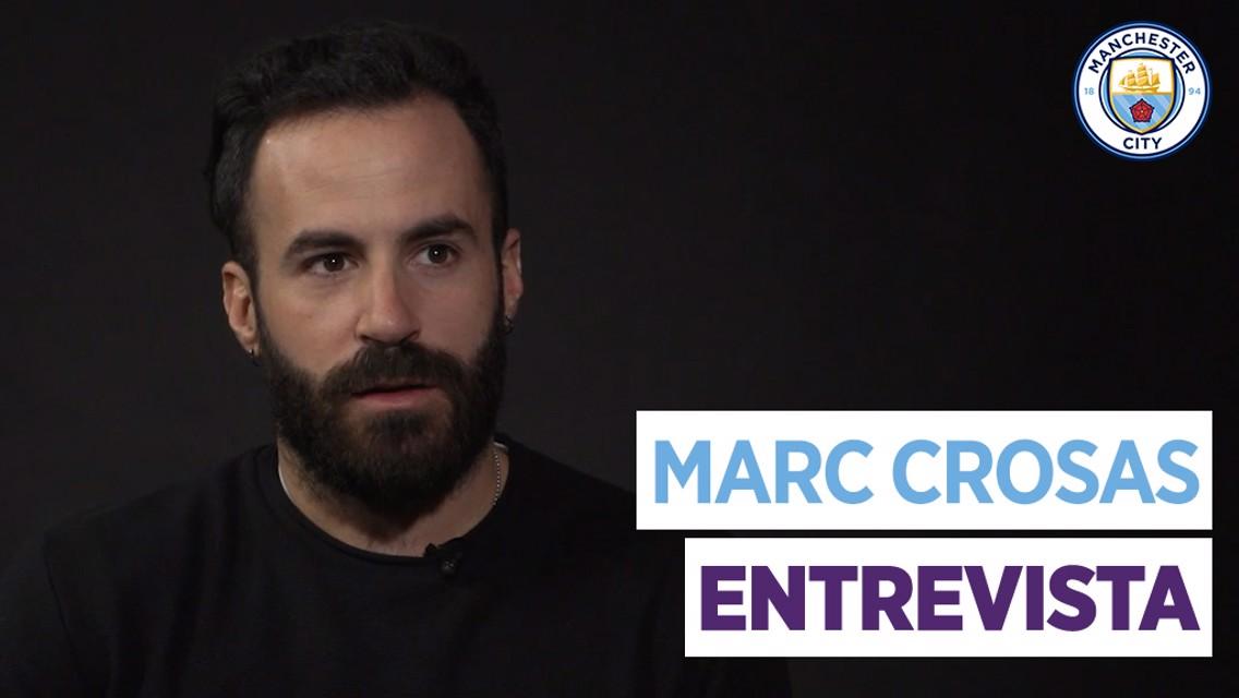 Marc Crosas: entrevista