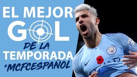 ¡VOTA! El mejor gol de la temporada #MCFCEspañol