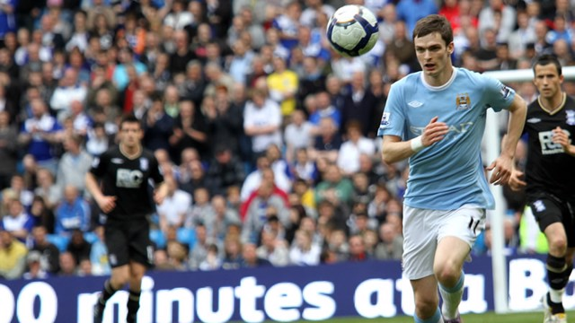 adam johnson on the ball