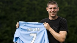 Milner signs for City