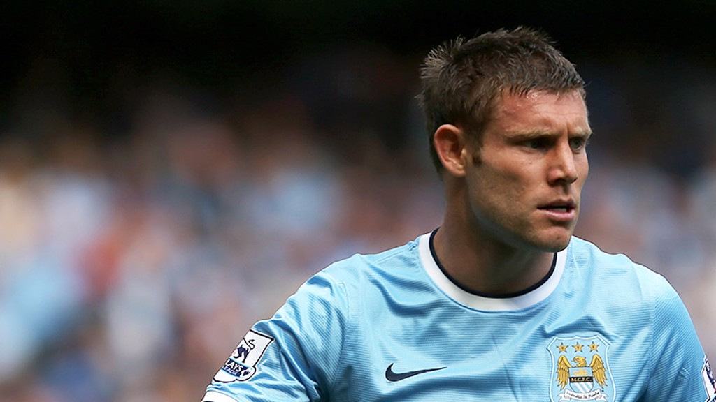 James Milner v Hull A39O3795
