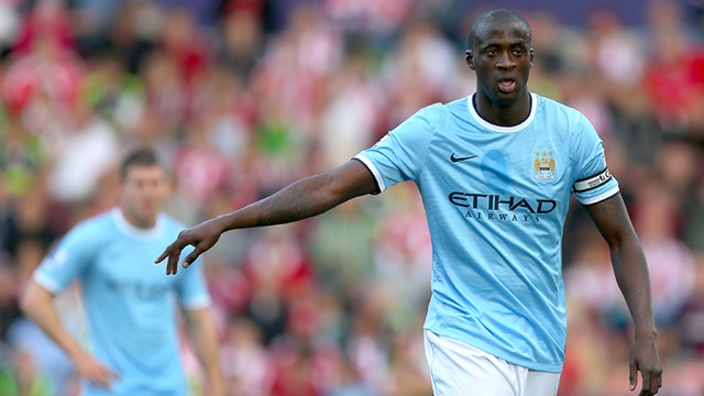 Yaya Toure in action PA-17619122