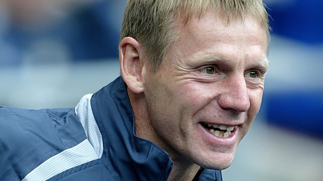 Stuart Pearce Manchester City season 0506