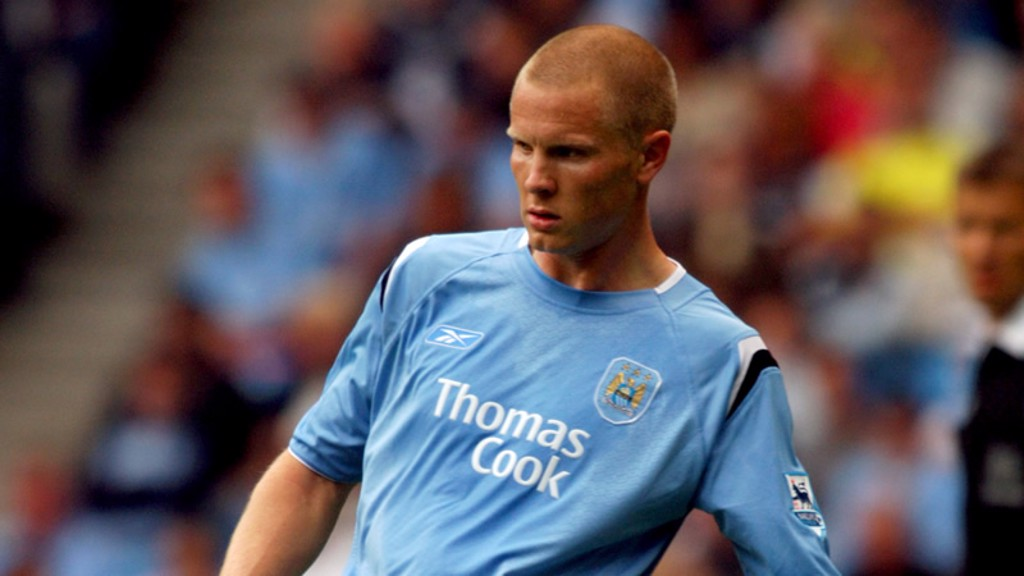 Ben Thatcher Manchester City season 0506