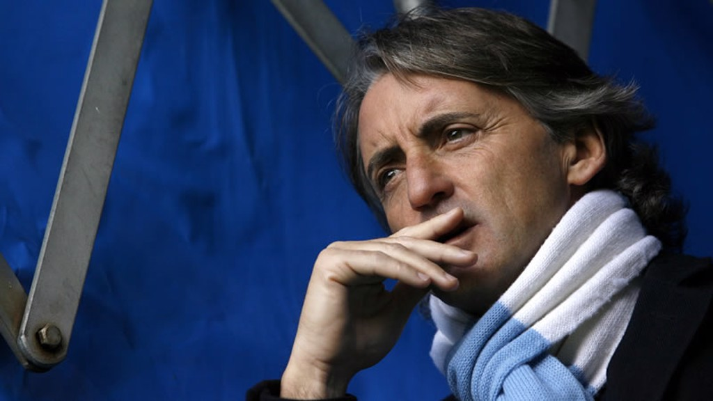 Mancini ponders at Burnley