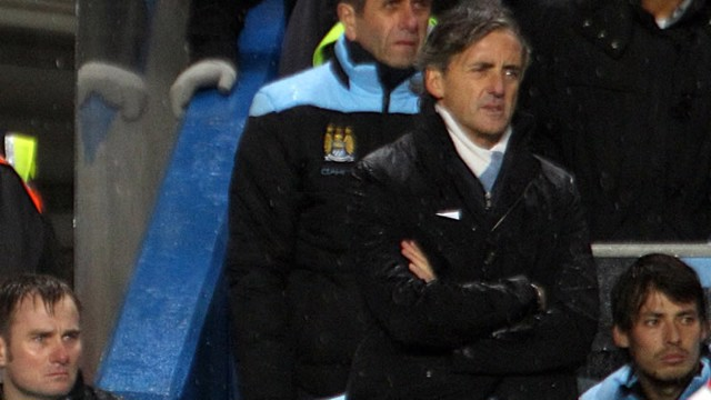 Mancini Watches Chelsea